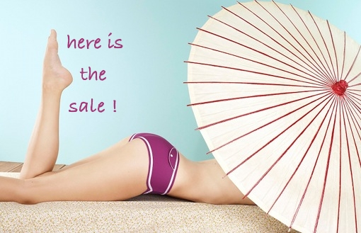 lingerie summer sale