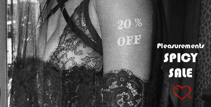 Spring Lingerie Pre-Sale on Pleasurements