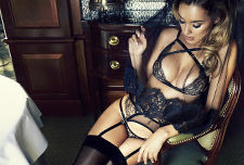 Spring Lingerie Pre-Sale on Pleasurements 2016
