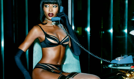 The 2014 Lingerie Year Agent Provocateur