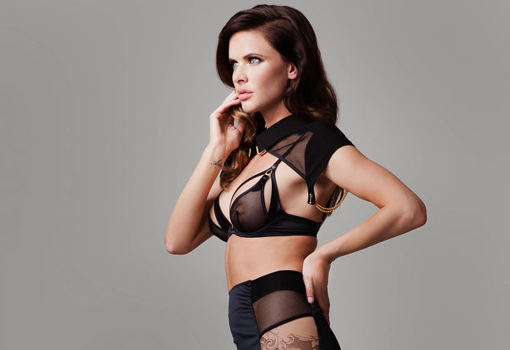 The 2014 Lingerie Year Tatu Couture