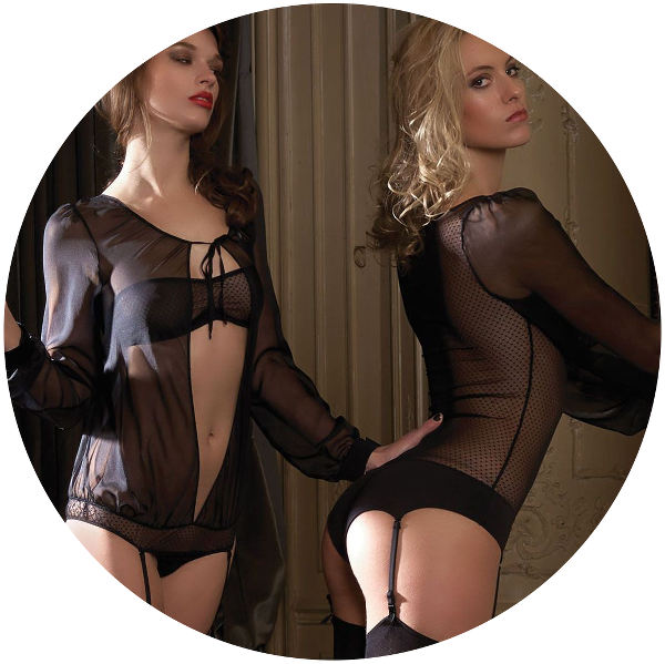 Christmas 2015 Lingerie : Maison Close