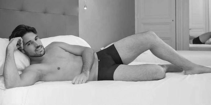 Men Underwear : Mandel & Dailleux