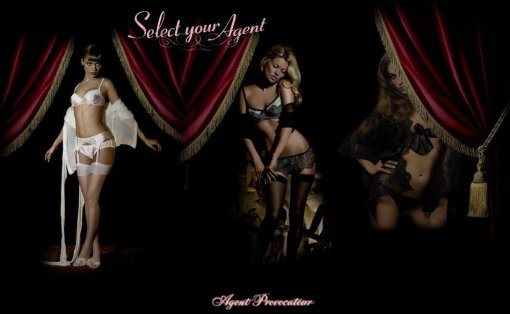 Valentines Day ecards by Agent Provocateur – E Valentine Cards Uk