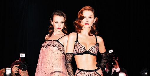 Agent Provocateur Winter 2013
