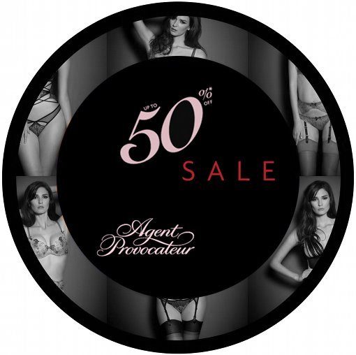 Summer Sale 2014 Agent provocateur