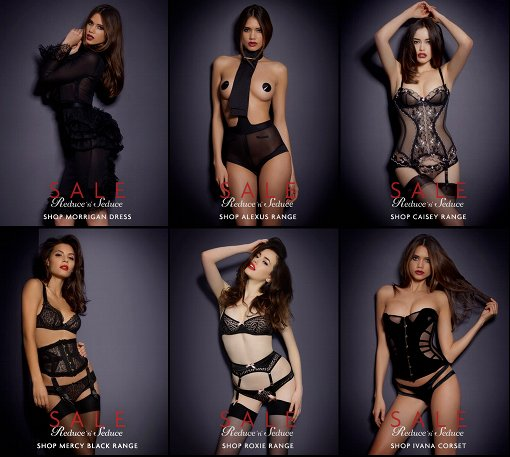 Flash Sale Agent provocateur