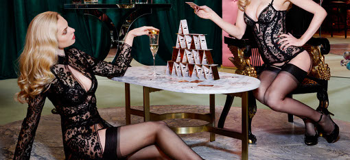 Agent Provocateur Lingerie  Fall/Winter 2014