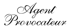 Agent Provocateur Logo