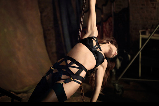 Agent Provocateur Christmas 2012