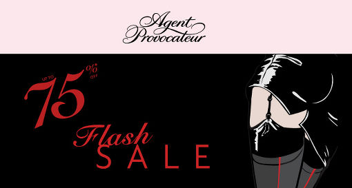 Agent Provocateur Flash Sale March 2015
