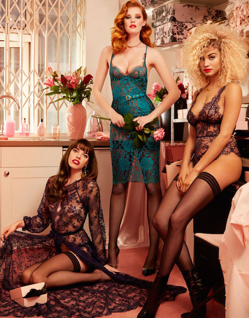 Agent Provocateur - Fall / Winter 2015 / 2016 Collection