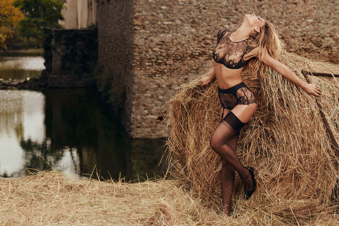 Agent Provocateur - Spring / Summer 2016 Collection
