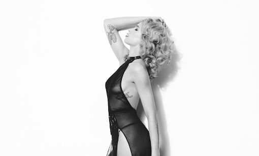 Almeida lingerie - Winter 2015 Rio Collection