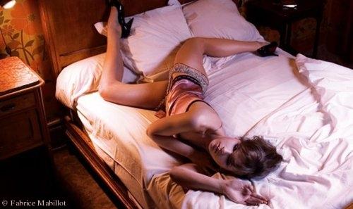Elise Anderegg nightwear