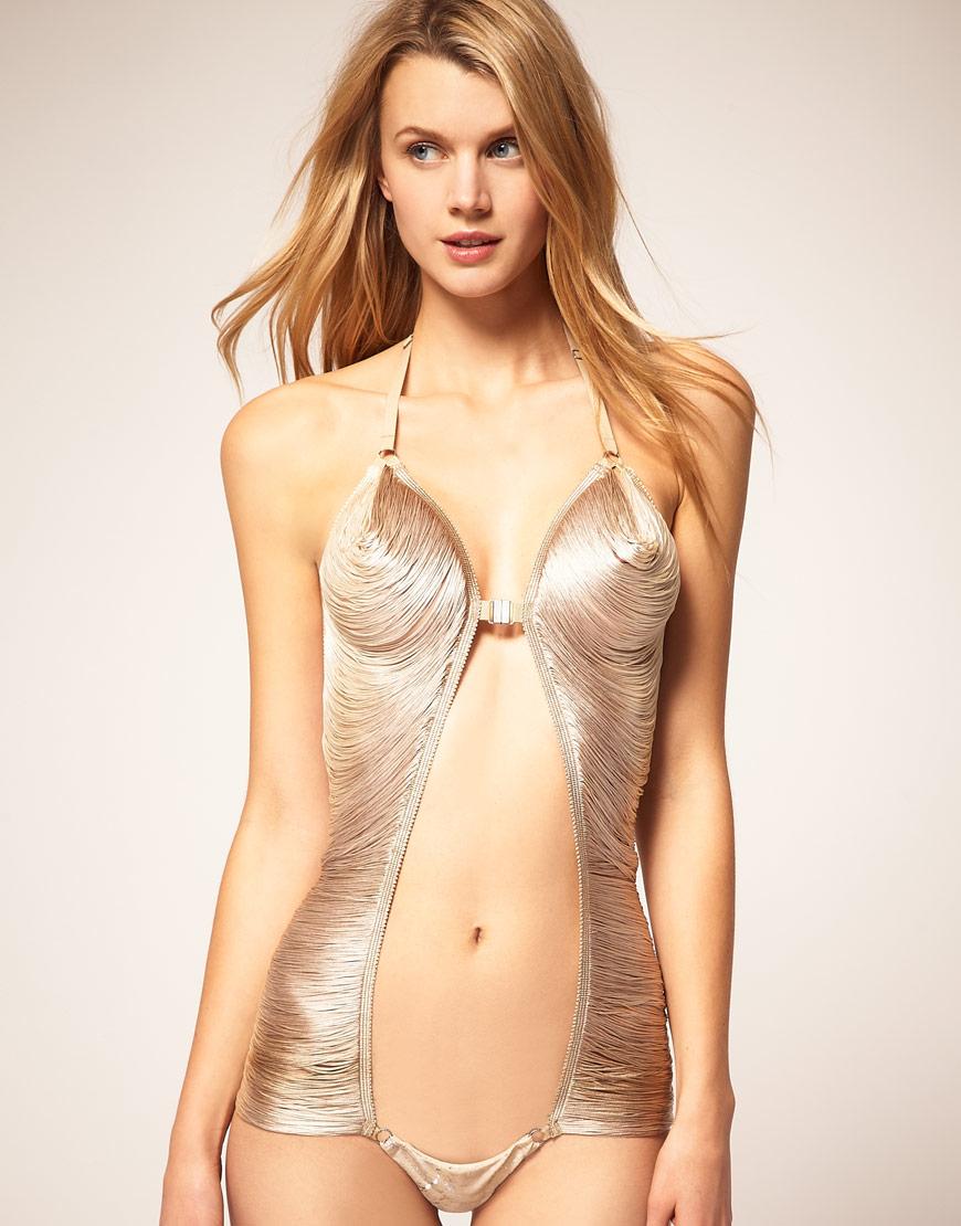 Designer lingerie