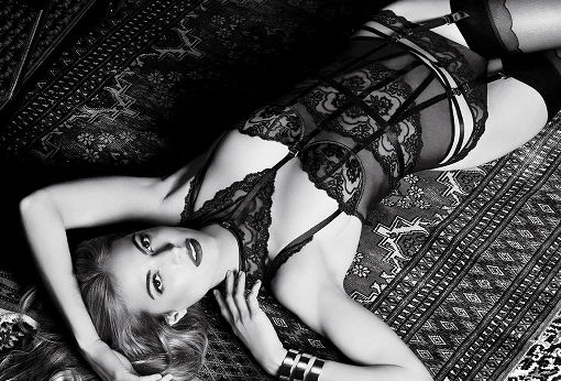 Aubade Lingerie - Fall / Winter 2015 Collection