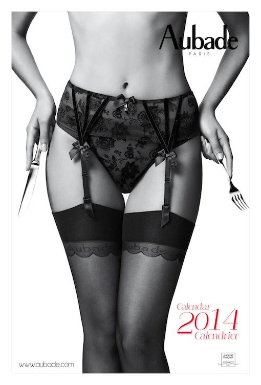 Calendar Aubade 2014