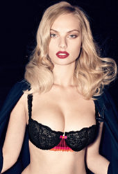 Aubade lingerie winter 2012