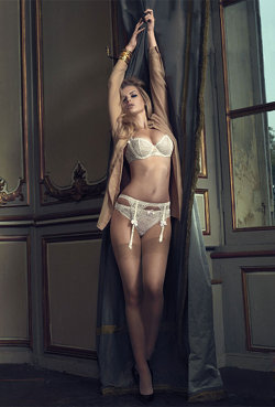 Aubade lingerie hiver 2013