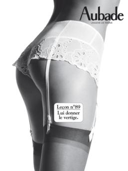 Aubade men's lingerie