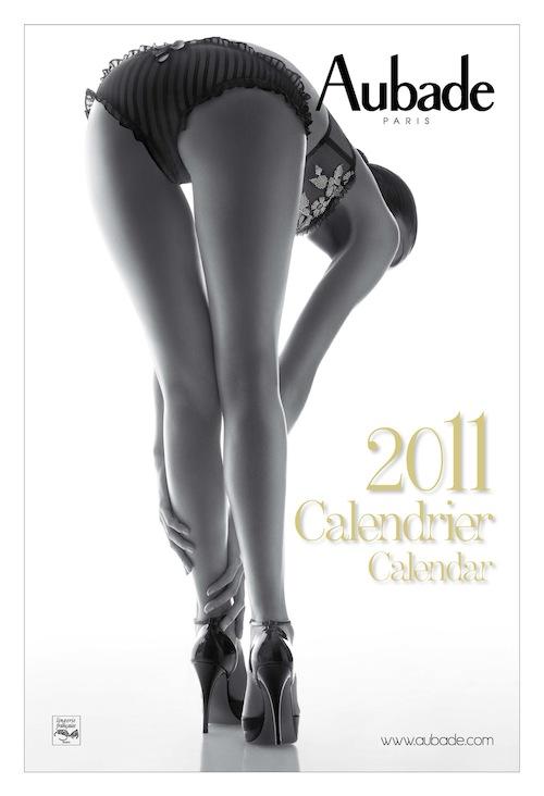 Calendrier Aubade 2011