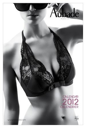 Calendar Aubade 2012