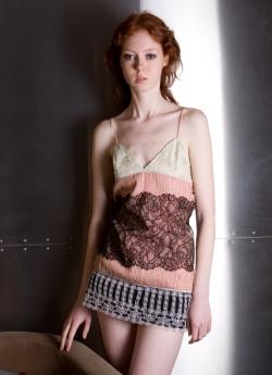 Elise Aucouturier nightwear