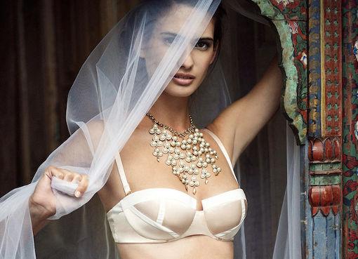 Bridal Lingerie Chichi Castelnango