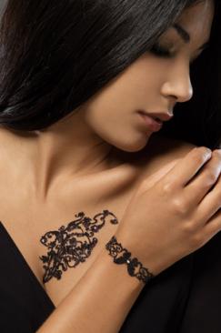 Ines de Castilho Skin Jewelry