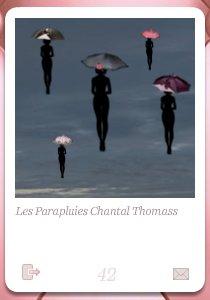 Chantal Thomass hosiery