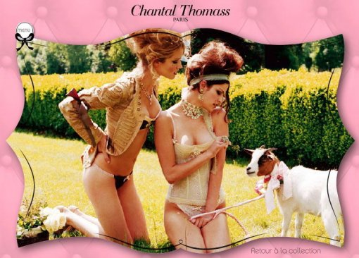 Chantal Thomass Lingerie Beachwear