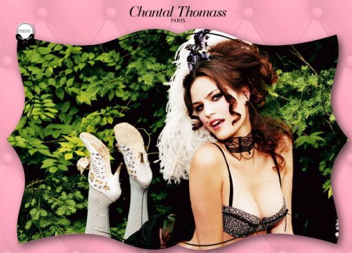 Chantal Thomass Lingerie Hosiery