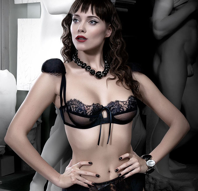 Christies Lingerie - Fall / Winter 2015