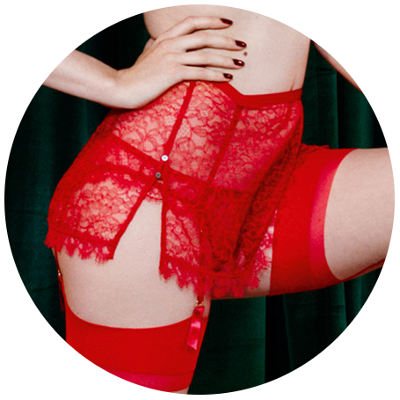 Christmas Lingerie by Agent Provocateur
