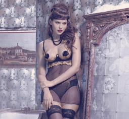 Coco Cavaliere Lingerie