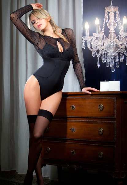 Cotton Club luxury lingerie