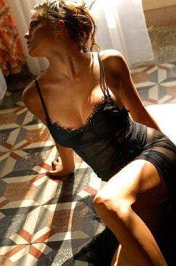Cotton Club christmas lingerie