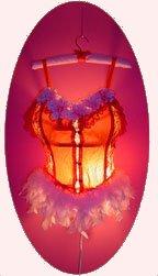 Lingerie Lampes Boudoir