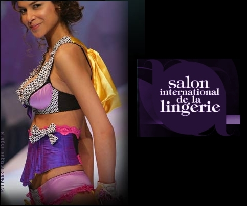 Salon International Lingerie Paris