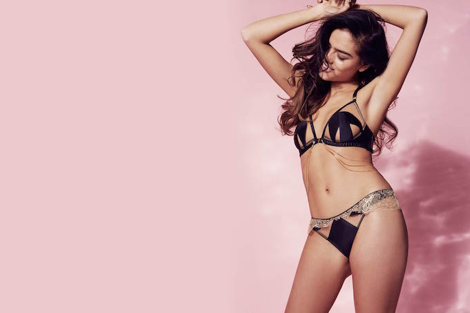 Edge O' Beyond Lingerie - Autumn Winter 2016