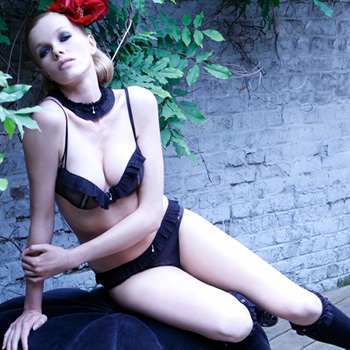 French Cancan sexy lingerie
