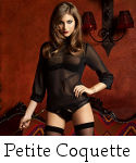 Lingerie by petite Coquette