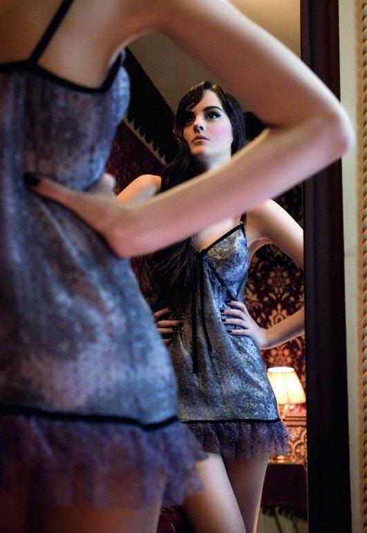 Guia la Bruna lingerie