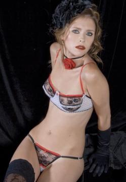 Jesus Fernandez lingerie