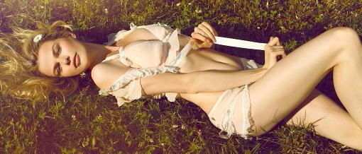 LJT lingerie by les Jupons de Tess