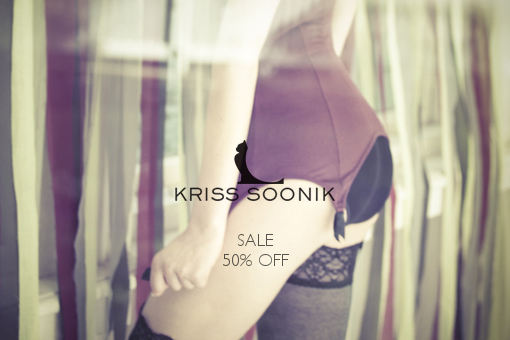Sale Kriss Soonik winter 2014