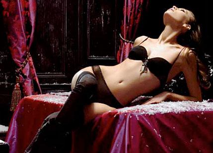 La Perla Black Label sexy lingerie