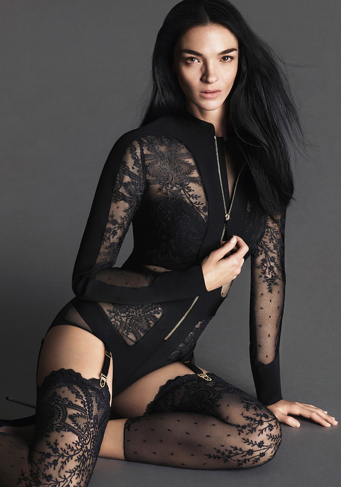 Spring 2016 Lingerie Collection