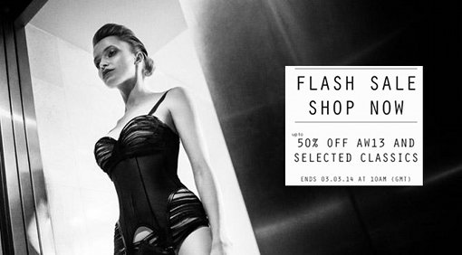 Flash Sale on Lascivious
